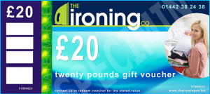 ironing service in uk